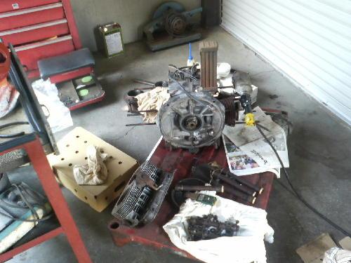 タマのエンジン