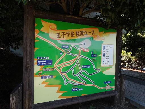 王子ケ岳散策コース