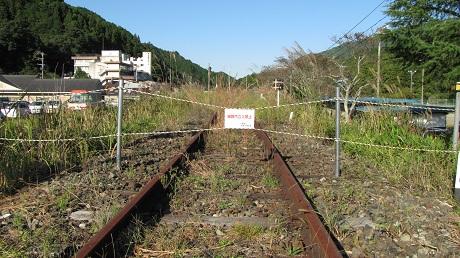 伊勢八知駅付近