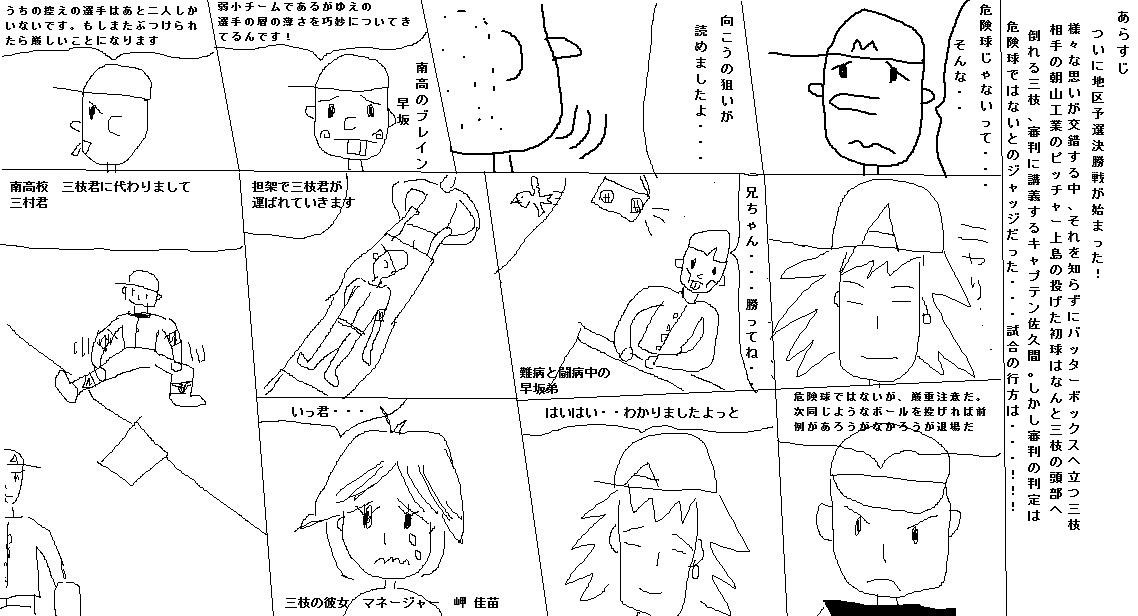 野球漫画11