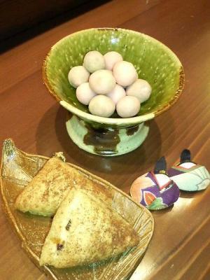 スコーン&さくら豆