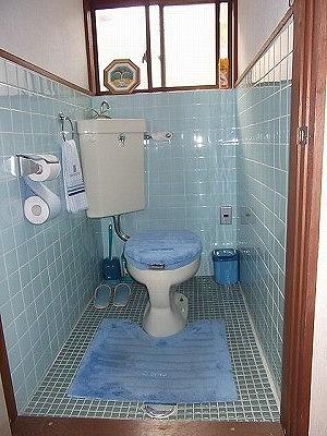 着工前 トイレ