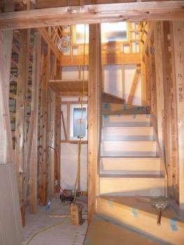 階段施工3 20131130