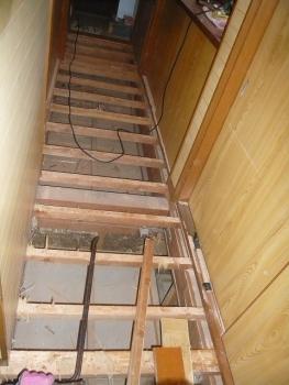 2階フロア撤去完了