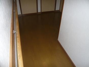 完成 玄関→トイレ