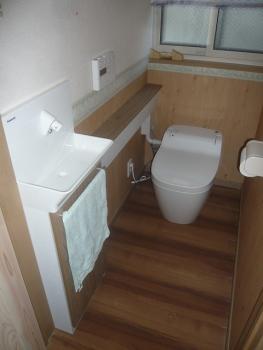 完 トイレ2