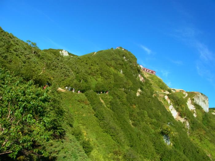 燕岳 (333)