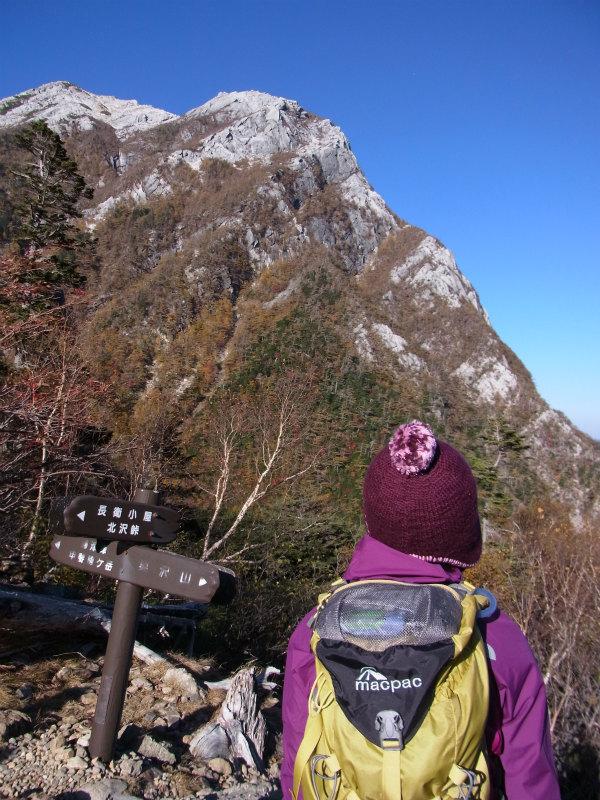 仙丈ケ岳10月 (194)