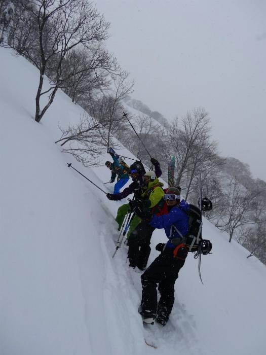 大日ヶ岳BC(1 (14)