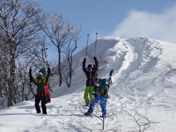 大日ヶ岳BC(1 (46)