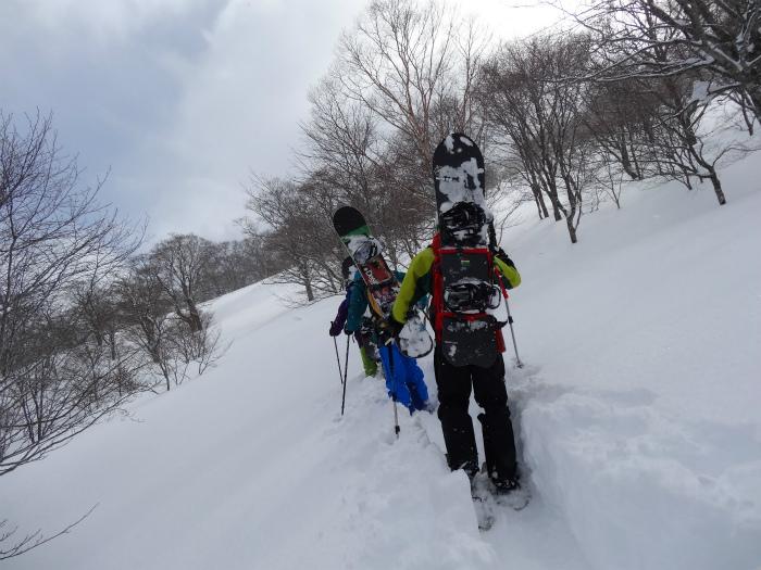 大日ヶ岳BC(1 (80)