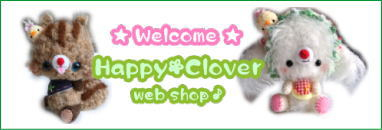 Happy*Clover shop