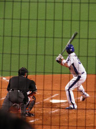 2011、4、3 森野選手