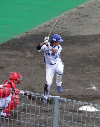 2011年4月24日松井佑選手1
