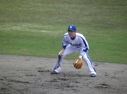 2011年4月24日達郎選手2