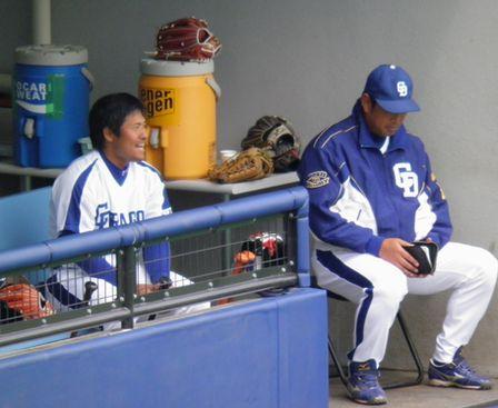 2011年4月24日平田選手2