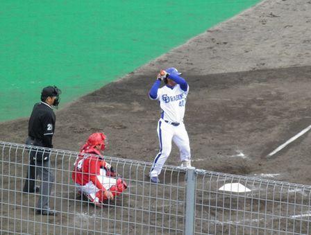 2011年4月24日平田選手1