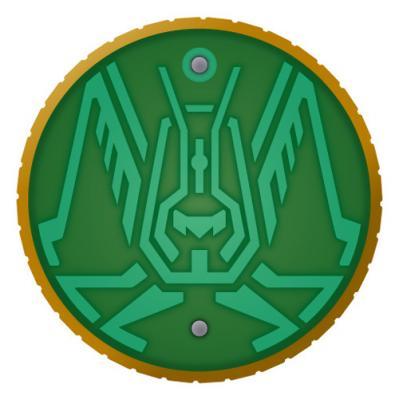 バッタメダル