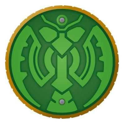カマキリメダル