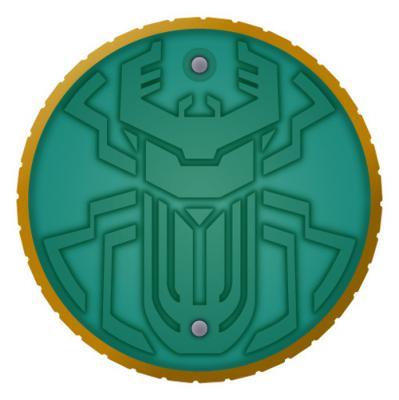 クワガタメダル2