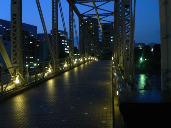 天王洲アイルふれあい橋