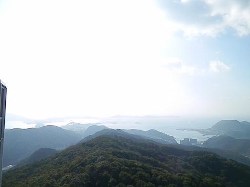 稲佐山でドッグラ~~ン♪