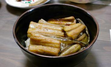 アナゴ丼♪