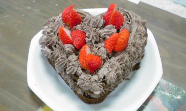 ケーキ♪・・・美味しかったです(*^-^*)