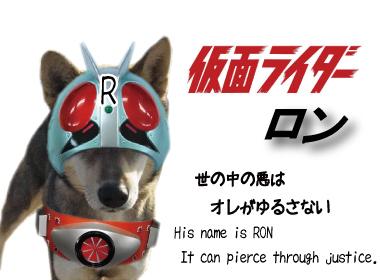 仮面ライダーロン