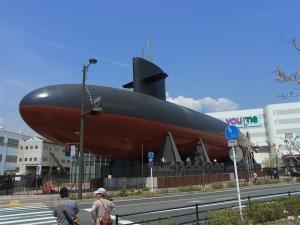 2012 04 広島出張の巻 大和ミュージアム 外観・関連 1001