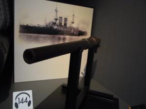 2012 04 広島出張の巻 大和ミュージアム 展示物コーナー 1004