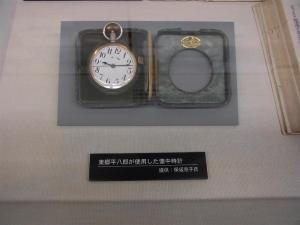 2012 04 広島出張の巻 大和ミュージアム 展示物コーナー 1006