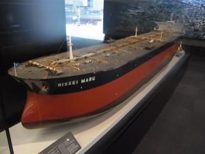 2012 04 広島出張の巻 大和ミュージアム 展示物コーナー 1034