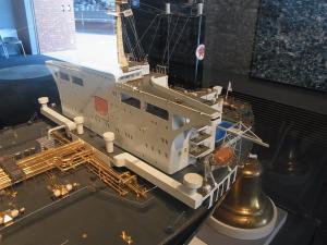 2012 04 広島出張の巻 大和ミュージアム 展示物コーナー 1035