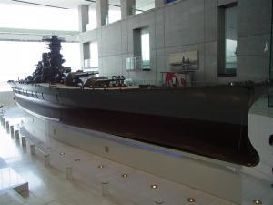 2012 04 広島出張の巻 大和ミュージアム 大和模型 1001