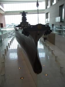 2012 04 広島出張の巻 大和ミュージアム 大和模型 1002