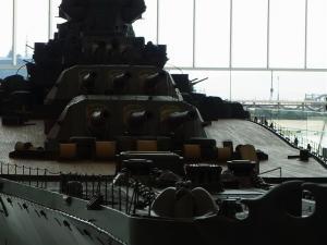 2012 04 広島出張の巻 大和ミュージアム 大和模型 1003