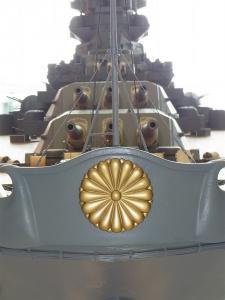 2012 04 広島出張の巻 大和ミュージアム 大和模型 1005