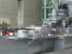 2012 04 広島出張の巻 大和ミュージアム 大和模型 1013