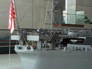 2012 04 広島出張の巻 大和ミュージアム 大和模型 1014