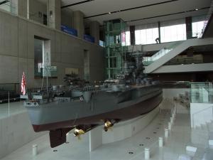 2012 04 広島出張の巻 大和ミュージアム 大和模型 1017