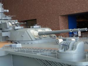 2012 04 広島出張の巻 大和ミュージアム 大和模型 1018