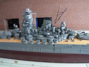 2012 04 広島出張の巻 大和ミュージアム 大和模型 1022