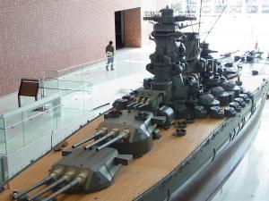 2012 04 広島出張の巻 大和ミュージアム 大和模型 1023
