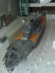 2012 04 広島出張の巻 大和ミュージアム 大和模型 1025