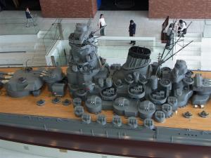 2012 04 広島出張の巻 大和ミュージアム 大和模型 1026