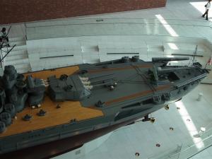 2012 04 広島出張の巻 大和ミュージアム 大和模型 1027