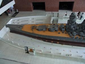 2012 04 広島出張の巻 大和ミュージアム 大和模型 1028