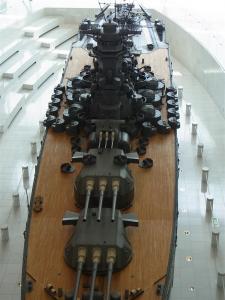 2012 04 広島出張の巻 大和ミュージアム 大和模型 1029
