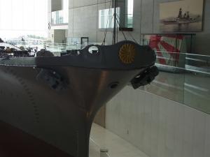 2012 04 広島出張の巻 大和ミュージアム 大和模型 1031